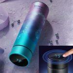 450ml Thermos Vacuum Flasks Temperature Display Stainless Steel Water Bottle Travel Coffee Mug Tea Milk Mug Thermo cup 4
